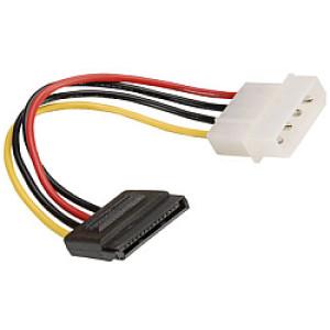 Roline naponski kabel 4-pin HDD-SATA, 15cm -11.03.1055
